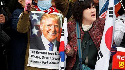 Former South Korean President Park Geun-hye given 24-year jail term