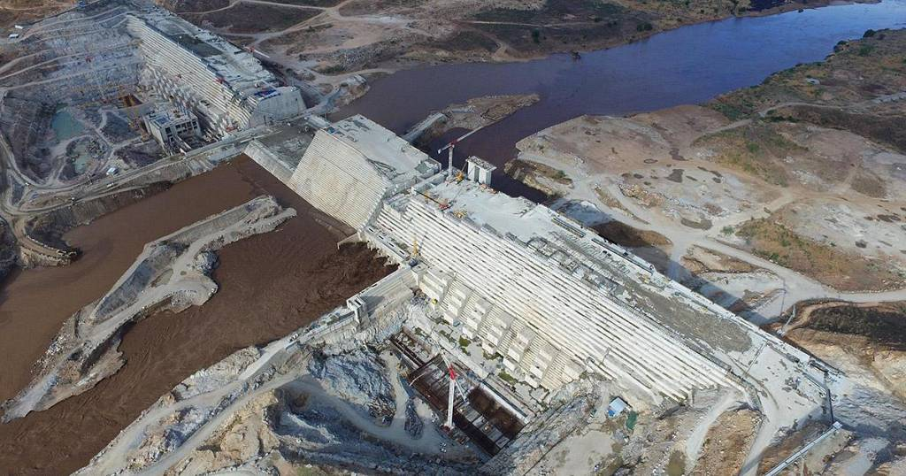 Three-nation Nile talks on disputed Ethiopia dam end in