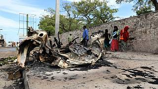 U.S. air strike kills 3 militants in Somalia, two car bombs explode in Mogadishu