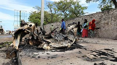 Four dead as Somali soldiers frustrate twin Al Shabaab vehicle bombs