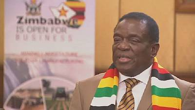 Mnangagwa describes state visit to China as resounding success