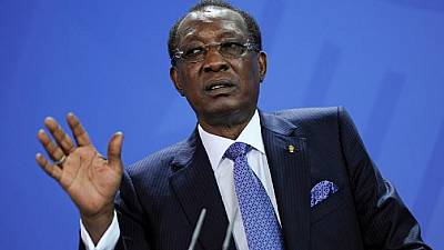 Tchad : législatives en novembre 2018, selon le président Déby