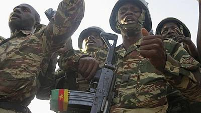 Cameroon army denies allegations of human rights abuse in Anglophone region