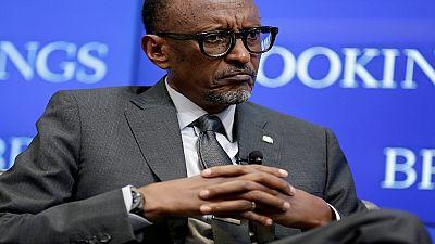 Rwanda's president names new finance minister in reshuffle