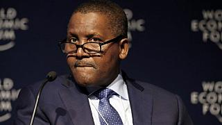 Business mogul Dangote faults Kenya over corruption