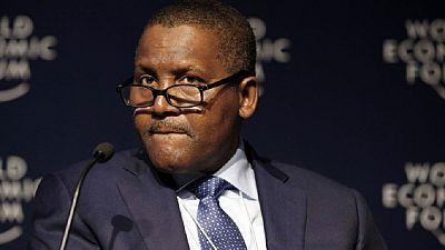 Business mogul Dangote faults Kenya over corruption