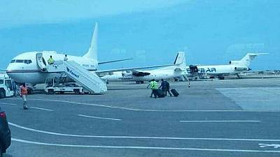 Somalia intercepts UAE plane carrying huge sums of money