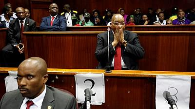 Zuma joins African presidents who have had their day in court