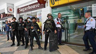 Image: PHILIPPINES-POLICE-CRIME-HOSTAGE