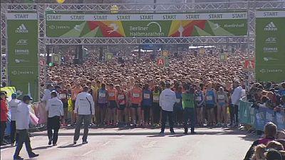 Erick Kiptanui remporte le semi-marathon de Berlin