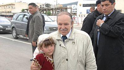 Bouteflika apparaît pour la première fois en public depuis 2016
