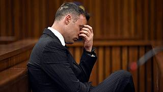 South Africa's top court dismisses Pistorius' bid to appeal murder sentence