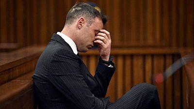 South Africa's top court dismisses Pistorius' bid to appeal murder sentence