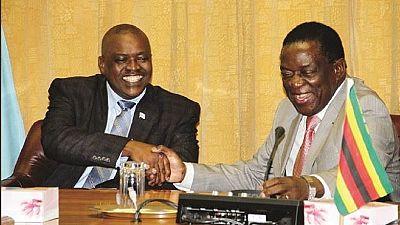 Réchauffement diplomatique entre le Botswana et le Zimbabwe