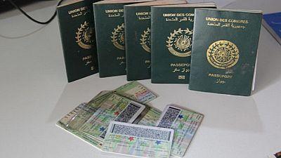 Comores : deux ex-présidents au coeur d'un scandale de vente de passeports