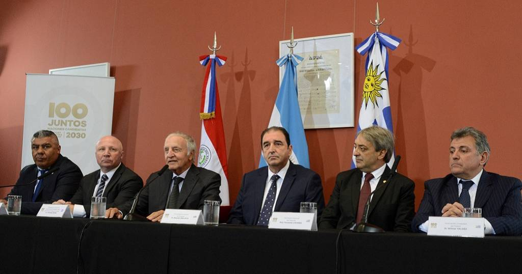 bb99989166d Three South American countries agree to joint 2030 World Cup bid ...