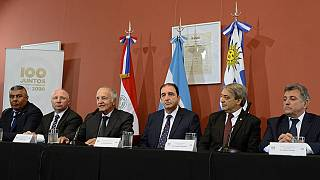 Three South American countries agree to joint 2030 World Cup bid