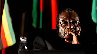 Zimbabwe parliament to summon Mugabe in diamond mining probe