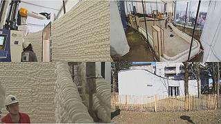 First 3D printed public housing unveiled in Western France