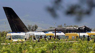 Algérie : deuil national de trois jours après la chute d'un avion militaire
