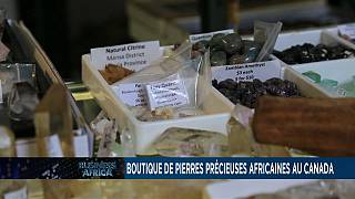Morocco's buoyant port, African gemstones in Canada [Business Africa]
