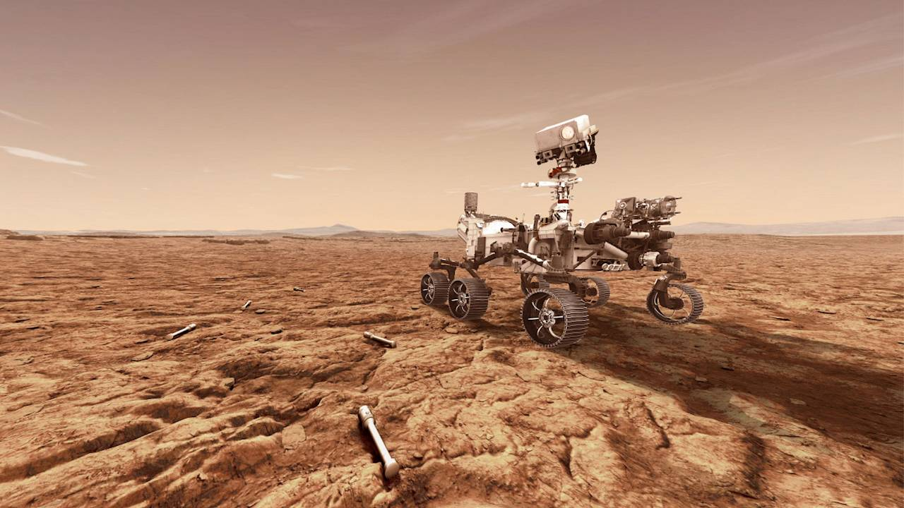 NASA's Mars 2020 rover will store rock and soil samples in sealed tubes on