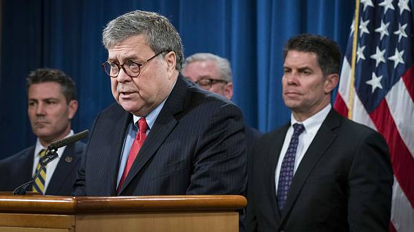 Federal judge blasts Barr for 'misleading' comments on Mueller report