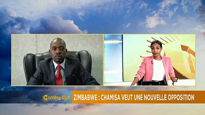 Zimbabwe : Nelson Chamisa prône le changement au sein de l'opposition [The Morning Call]