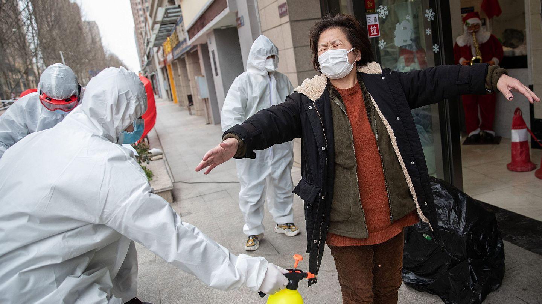 Coronavirus rumors — and misinformation — swirl unchecked in China ...