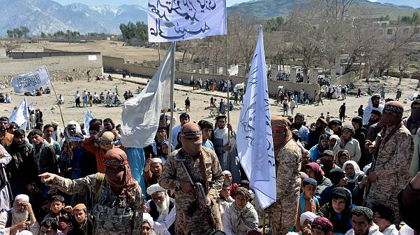 Image: AFGHANISTAN-CONFLICT-TALIBAN