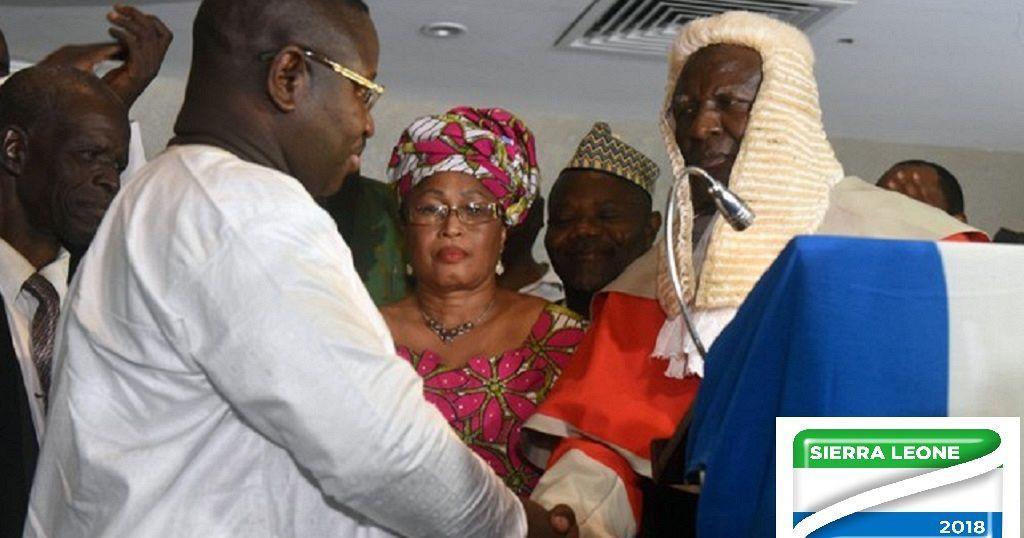 pr sidentielle en sierra leone le candidat malheureux conteste les rh fr africanews com