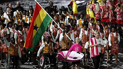 Ghanaian minister suspended over fake journalists at Commonwealth Games