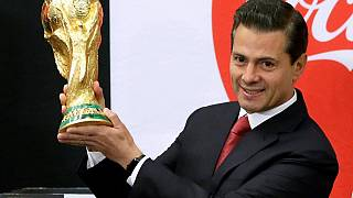 Mexican president charges national team coach to return from Russia with World Cup