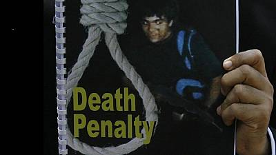Death sentences drop by 17% globally