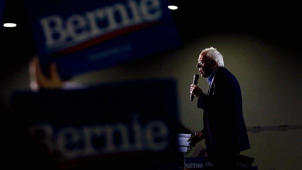¿Por qué la batalla cuesta arriba de Sanders se hace más pronunciada cuando seis estados votan el martes? 50