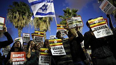 """Israël : l'Ouganda """"envisage"""" d'accueillir des migrants africains"""
