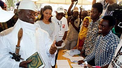 Jammeh's party loses more grounds in Gambia's local govt polls