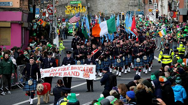 Patrick's Day Parade is canceled