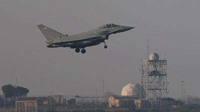 USA, France et Royaume-Uni frappent la Syrie, 100 missiles tirés
