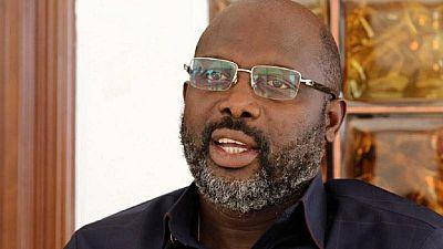Liberia : attaqué par les médias, Weah promet la liberté de critique