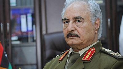 Libye : après son hospitalisation à Paris, le maréchal Haftar de retour à Benghazi ce week-end