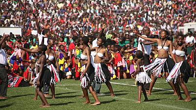 Swaziland marks 50 years of independence amid chaotic protests