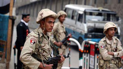 Egypte : 14 jihadistes et huit soldats tués dans le Sinaï