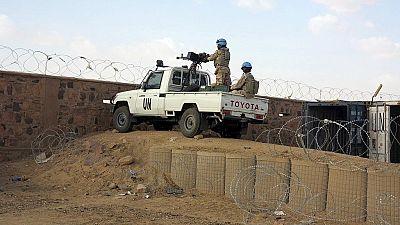 Mali: de faux Casques bleus attaquent un camp de l'ONU à Tombouctou