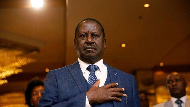 Obsèques de Winnie Mandela: le Kenya représenté par Raila Odinga
