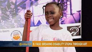 Burkina Faso: Breaking disability stigma through art [The Morning Call]