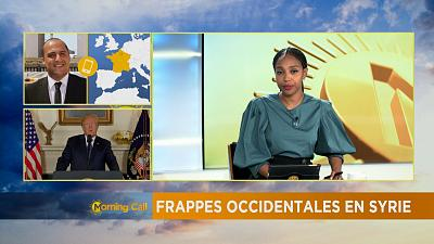 Frappes occidentales en Syrie [The Morning Call]