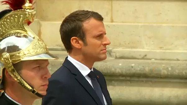 Французская макрополитика. Иран пощадили