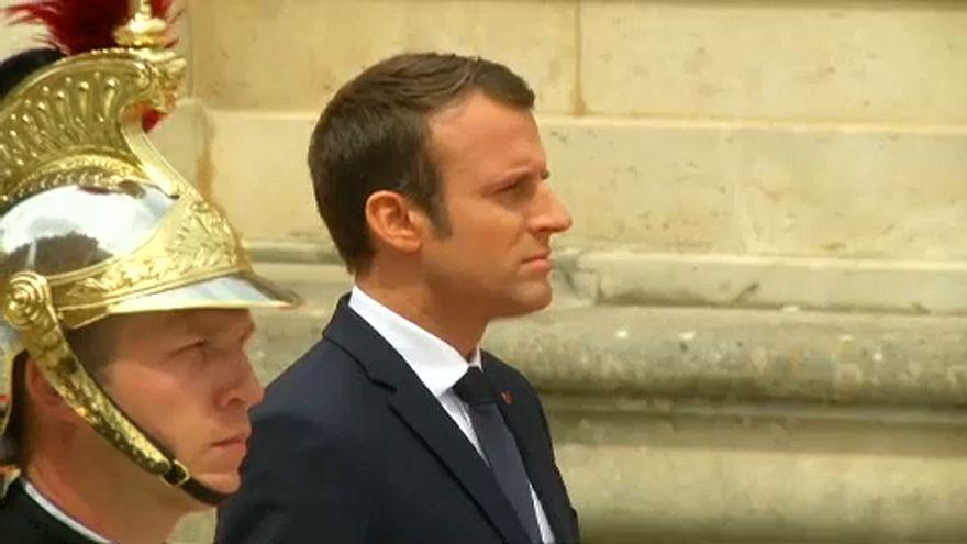 """""""Breves de Bruxelas"""": A visão de Macron para a Europa e Síria sem solução à vista"""