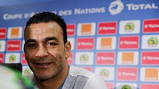 À 45 ans, le gardien de but égyptien Essam el-Hadary en route pour le Mondial